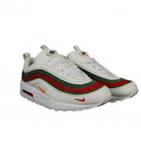 Nike Air Max 97 x Sean Wotherspoon x Custom Gucci White