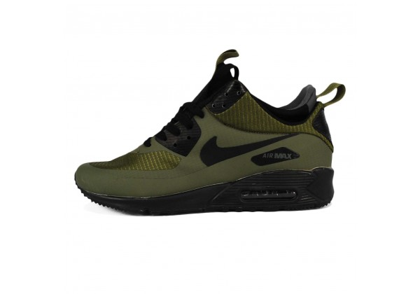 Nike Air Max 90 Hyperfuse Mid Winter Green