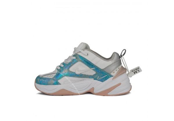 Nike M2k Tekno Galactic Blue
