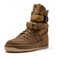 Nike кроссовки Air Force High SF AF1 Beige