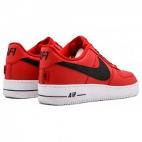 Nike кроссовки Air Force 1 LV8 NBA Red Black