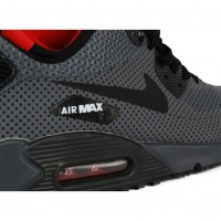 Nike Air Max 90 Hyperfuse Mid Winter Grey