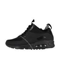 Nike Air Max 90 Sneakerboot Double Black