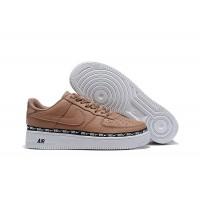 Nike кроссовки Air Force 1 Low '07 Beige