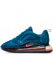 Nike Air Max 720 Blue Red