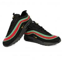Nike Air Max 97 x Sean Wotherspoon x Custom Gucci