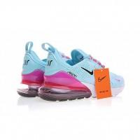 Кроссовки женские Nike Air Max 270 Turquoise Rose