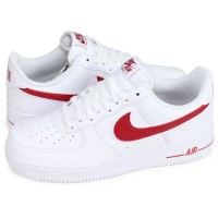 Nike кроссовки Air Force 1 LV8 White Red