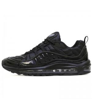 Nike кроссовки мужские Air Max 98 Supreme Black
