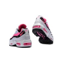 Nike Air Max 95 White Pink Black