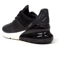 Nike кроссовки мужские Air Max 270 Premium Lather Black