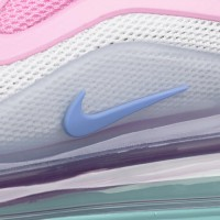 Женские кроссовки Nike Air Max 720 White Pink