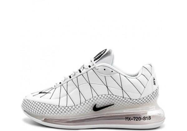Nike Air Max MX-720-818 White Black