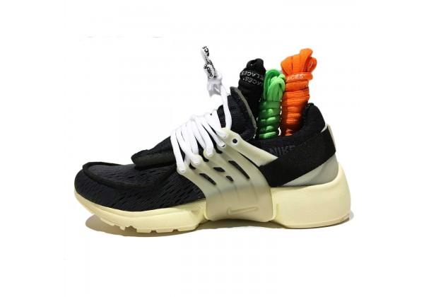 Nike Air Presto Black