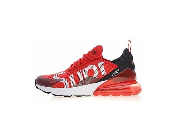 Nike Air Max 270 x Supreme Red Black White