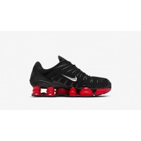 Nike X Skepta Shox TL Black Red