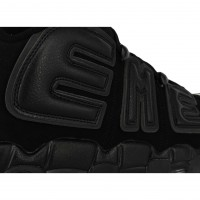 Nike Air More Uptempo x Supreme Full Black