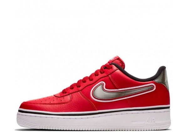 Nike кроссовки Air Force 1 07 LV8 Sport Red