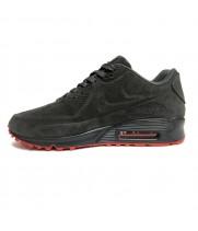 Nike кроссовки мужские Air Max 90 JT Fur D.Grey с мехом