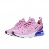 Кроссовки женские Nike Air Max 270 Pink Blue