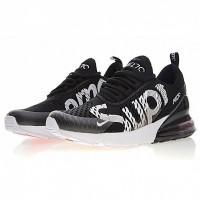 Nike Air Max 270 x Supreme Black White