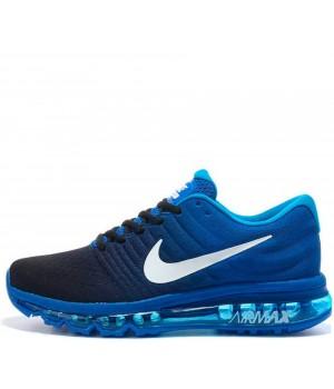 Nike Air Max 2017 Blue Black