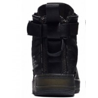 Nike кроссовки Air Force Middle SF AF1 Black