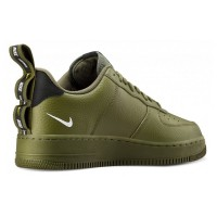 Nike кроссовки Air Force 1 07 LV8 Utility Mid Style Green