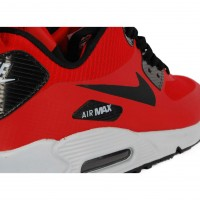 Nike Air Max 90 Hyperfuse Mid Winter Red
