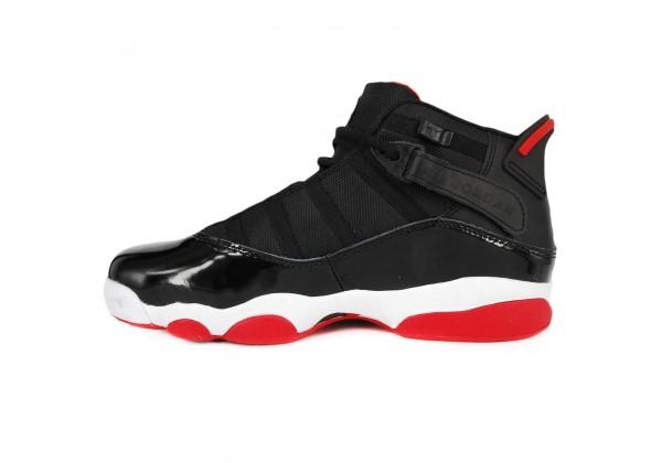 Nike Air Jordan 11 Retro Black-Red