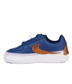 Nike кроссовки Air Force 1 Low Jester XX Blue