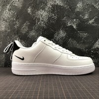 Nike кроссовки Air Force 1 07 LV8 Utility «And The Swoosh» White