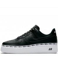 Nike кроссовки Air Force 1 '07 SE Premium Black White