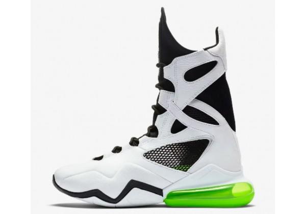 Кроссовки Nike Box белые