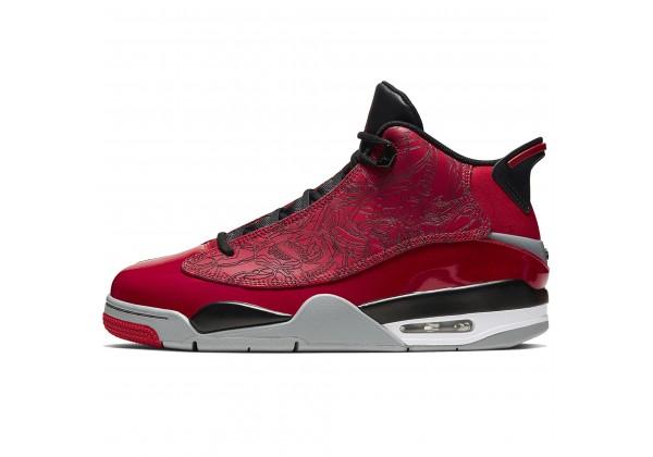 Кроссовки Air Jordan Dub Zero красные