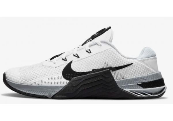 Кроссовки Nike Metcon белые
