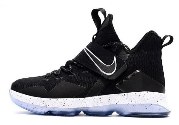 Кроссовки Nike Lebron 14 черные