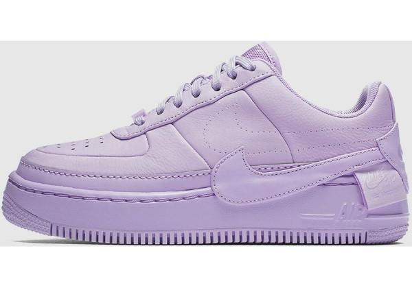 Кроссовки фиолетовые Найки